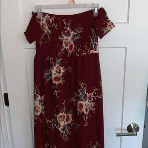 Cupshe Maxi Dress